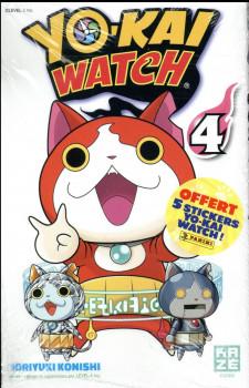 Yo-kai watch tome 4