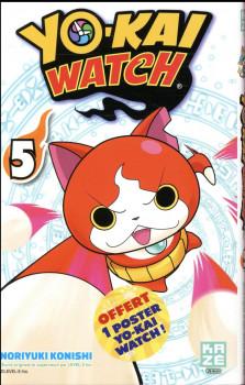 Yo-Kai watch tome 5