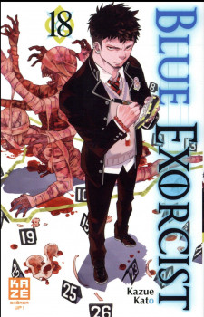 Blue exorcist tome 18