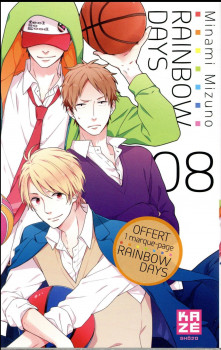 Rainbow days tome 8