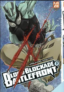 Blood blockade battlefront tome 7