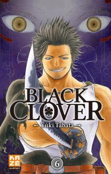 Black clover tome 6