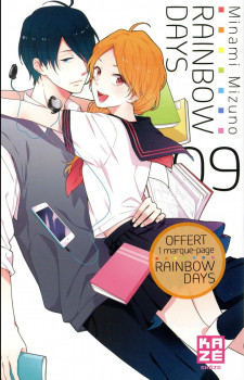 Rainbow days tome 9