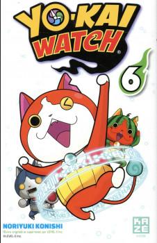 Yo-kai watch tome 6