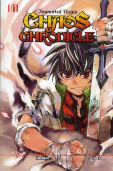 chaos chronicle - immortal Regis tome 1