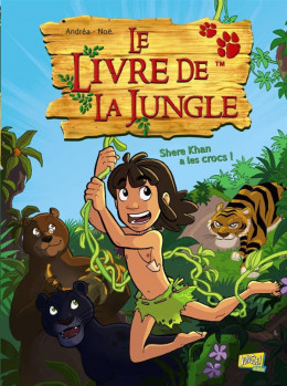 Le livre de la jungle tome 1