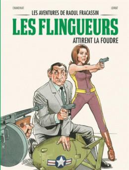 Les aventures de Raoul Fracassin - Les flingueurs  tome 3