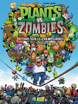 Plants VS Zombies tome 5