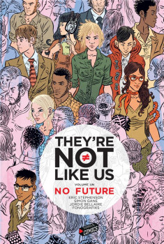 They're not like us tome 1