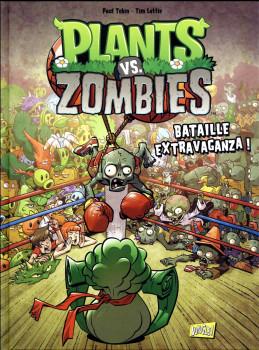 Plants VS zombies tome 7