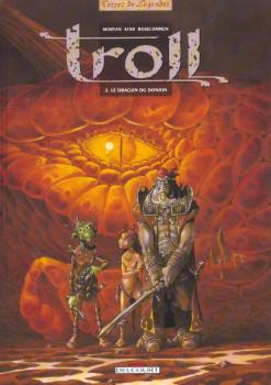 troll tome 2 - le dragon du donjon
