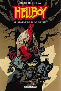 hellboy tome 5 - le diable dans la boîte