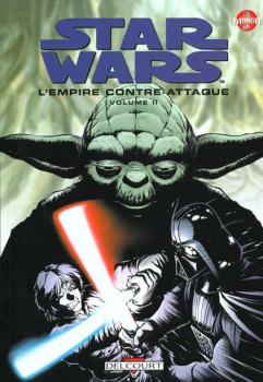 star wars manga tome 4 - l'empire contre-attaque tome 2