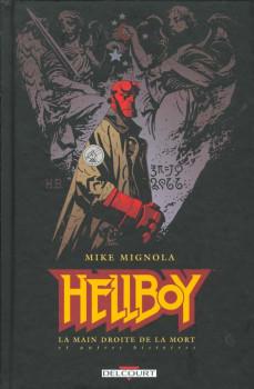 hellboy tome 4 - la main droite de la mort