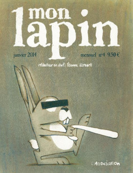Mon lapin tome 4 - janvier 2014