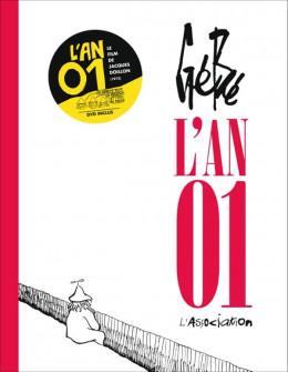 L'an 01 (livre + DVD)