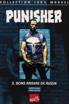 the punisher tome 3 - bons bisers de russie