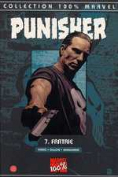 the punisher tome 7 - fratrie