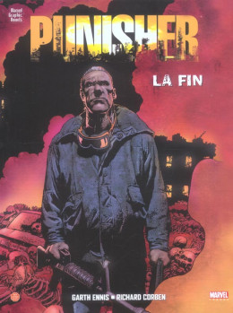 the punisher : la fin