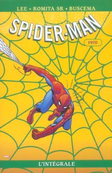 spider-man - intégrale tome 8 - 1970