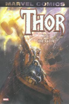 Thor (Marvel monster édition) tome 2 - le règne