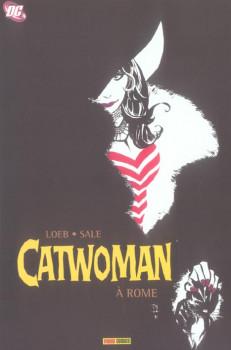 catwoman tome 1 - à rome