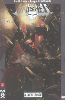 The punisher tome 4 - mère russie