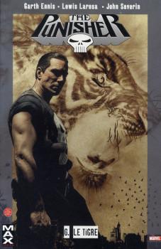 The punisher (max comics) tome 6 - le tigre