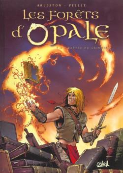 les forets d'opale tome 2 - l'envers du grimoire