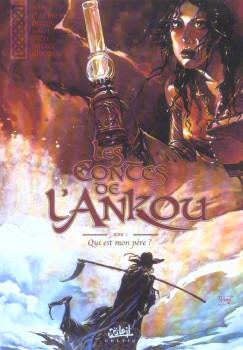 les contes de l'ankou tome 2 - qui est mon père?