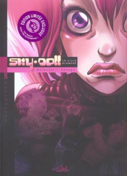 sky doll tome 3 - 2B - la ville blanche