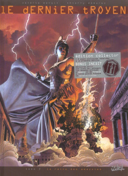 le dernier troyen tome 2 - la reine des amazones
