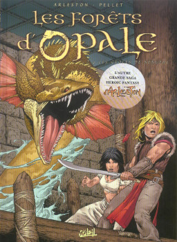 Les forêts d'opale tome 4