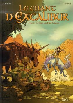 le chant d'excalibur tome 2