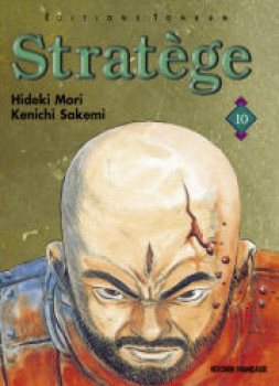 Stratège tome 10