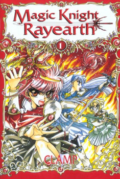 magic knight rayearth tome 1