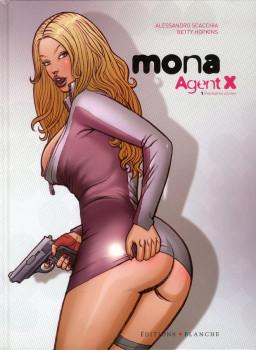 Mona agent X