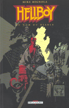 hellboy tome 2 - au nom du diable