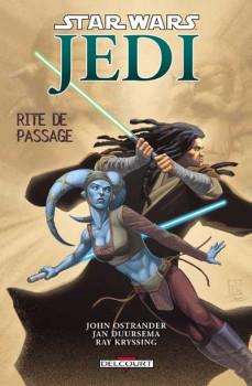 star wars - jedi tome 3 - rite de passage (1re éd)