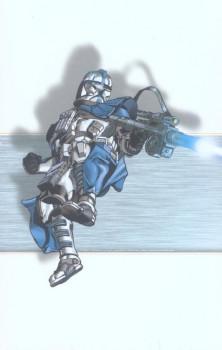 star wars - clone wars - coffret tome 1 a tome 4