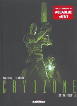 cryozone - intégrale tome 1 et tome 2