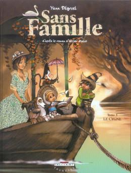 sans famille tome 3 - le cygne