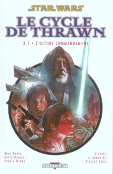 star wars - le cycle de thrawn tome 3.1 - l'ultime commandement