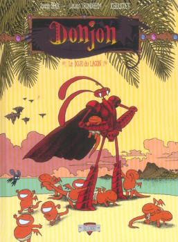 donjon crépuscule tome 104 - le dojo du lagon