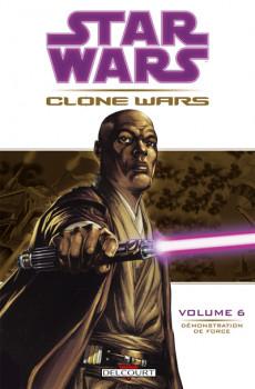 star wars - clone wars tome 6 - démonstration de force
