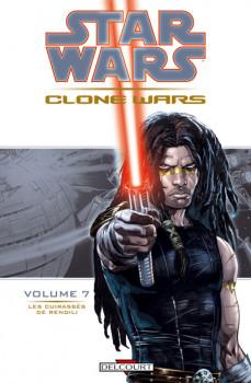 star wars - clone wars tome 7 - les cuirasses de rendili