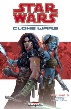 star wars - clone wars tome 9 - le siège de saleucami