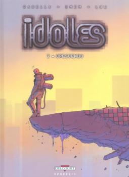 idoles tome 2 - crescendo