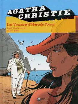 Agatha Christie tome 23 - les vacances d'Hercule Poirot