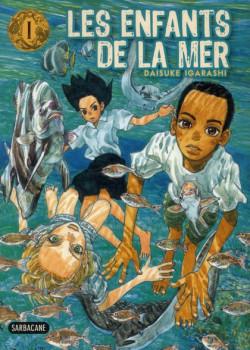 les enfants de la mer tome 1